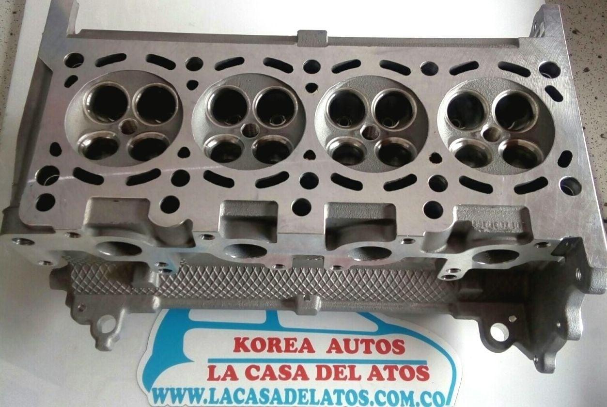 Chevrolet Aveo 2016 >> CULATA CHEVROLET SPARK GT 96642710