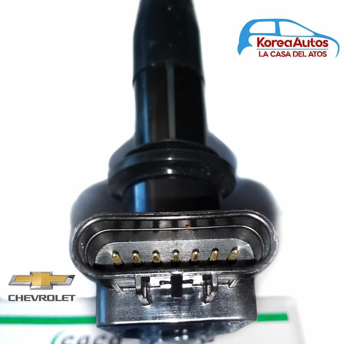 Bobina de Encendido para Chevrolet Cruze Sonic y Tracker