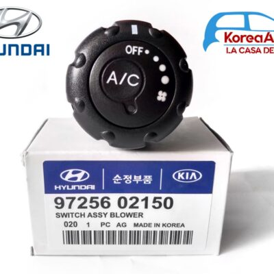 boton switch aire acondicionado hyundai atos