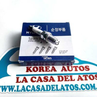 Bujia encendido Hyundai Kia ion 27410-37100