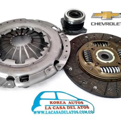 Kit clutch chevrolet Sonic
