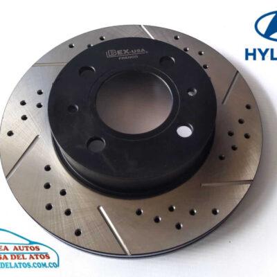Disco de Freno Hyundai Atos Refrigerado