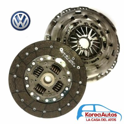 Kit de clutch / embrague Volkswagen Crafter 50 pacha doble
