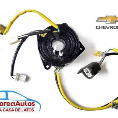cinta airbag chevrolet aveo emotion