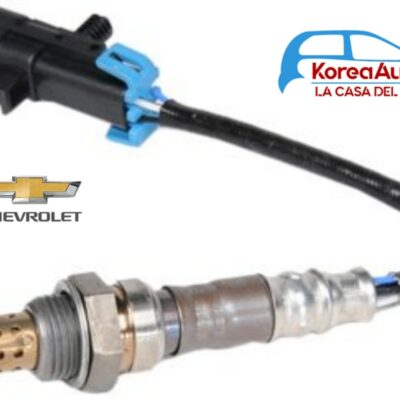 Sensor de Oxigeno 01 Chevrolet Captiva 2.4 primario