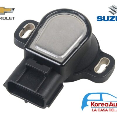 SENSOR TPS CHEVROLET SPRINT VITARA SUZUKI SWIFT NUEVO DISPONIBLE  REFERENCIA: 13420 50G00