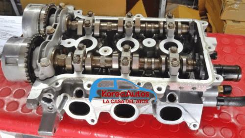 Culata Completa Kia Picanto Ion 1.0 3 Pistones