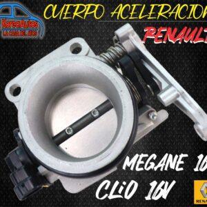 CUERPO ACELERACION RENAULT CLIO MEGANE 16V