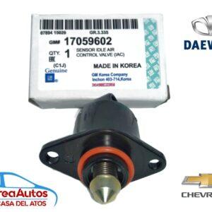 Valvula IAC sensor de minima Chevrolet Aveo Corsa