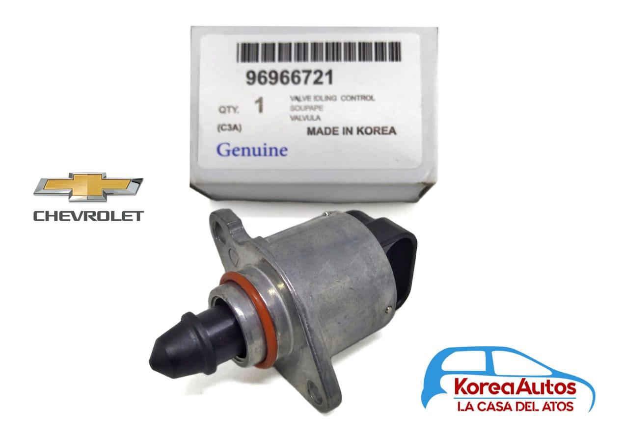Valvula sensor IAC Chevrolet Spark GT sensor de minima