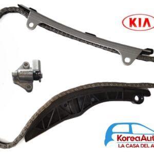 Kit Cadenilla Reparticion Kia Picanto Ion 3 Pistones