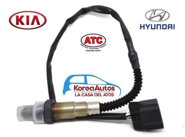 sensor de oxigeno accent verna gyro