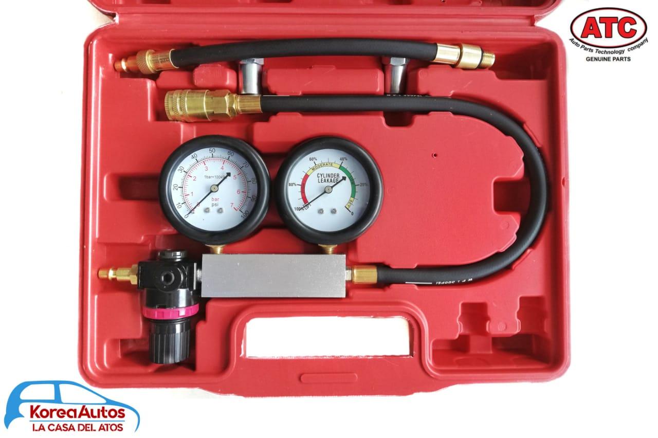 Kit Fugas De Compresion Para El Motor