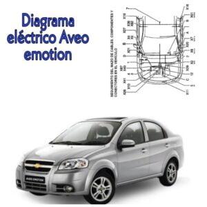 DIAGRAMA ELECTRICO AVEO
