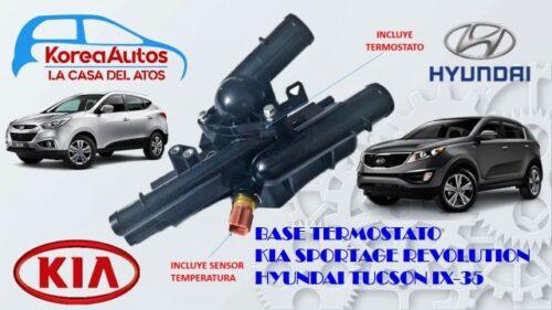 BASE TERMOSTATO SPORTAGE REVOLUTION TUCSON IX35