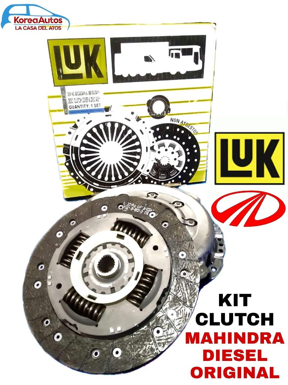 kit clutch mahindra scorpio