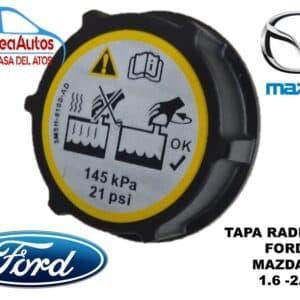 TAPA RADIADOR FORD - mazda 3
