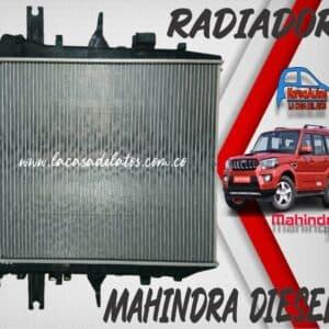 radiador mahindra 2.2 diesel