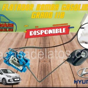 flotador gasolina grand i10