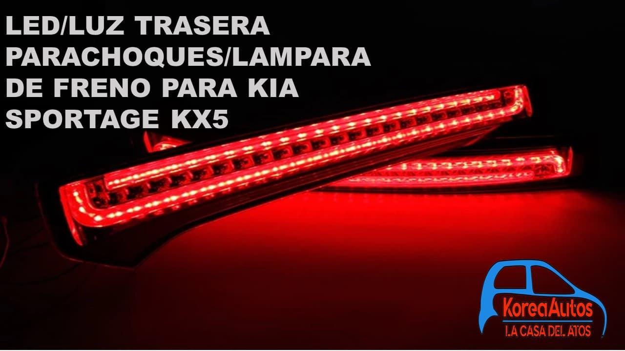Led/luz Trasera Parachoques/lampara De Freno Kia Sportage