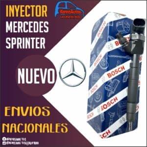 inyector mercedes sprinter