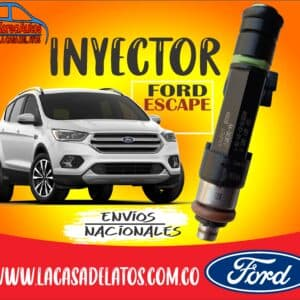 INYECTOR FORD ESCAPE