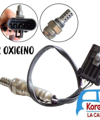 Sensor Oxigeno Daewoo Matiz 800 4 cables