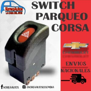 SWITCH PARQUEO CORSA