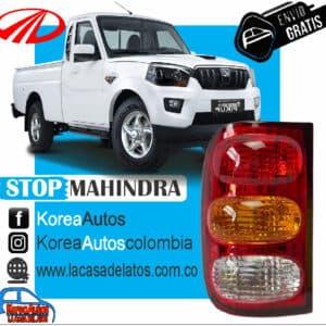 stop mahindra diesel