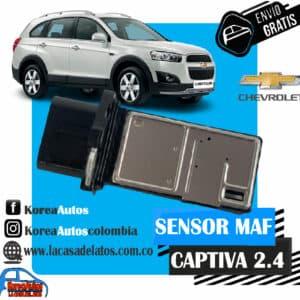 SENSOR MAF CAPTIVA 2.4