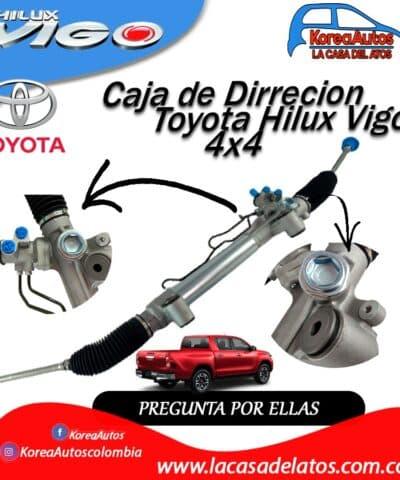 Caja De Direccion Toyota Vigo Hilux    4 x 4