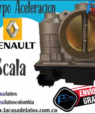 Cuerpo Aceleracion Renault Scala 1314