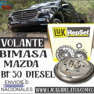 VOLANTE MAZDA BT 50