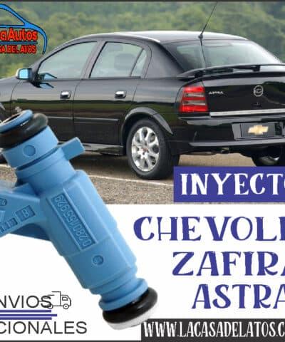 Inyector Chevrolet  Astra Zafira 4 Huecos 8015