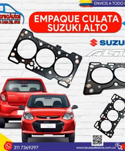 Empaque Culata Suzuki Alto